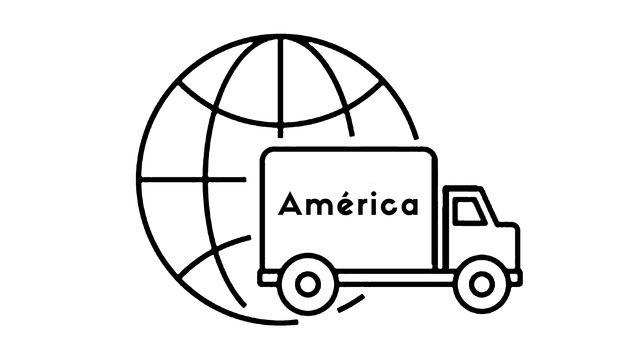 Envío América