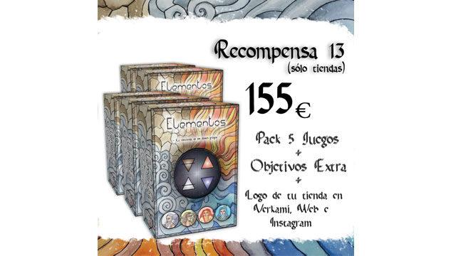 Recompensa 13