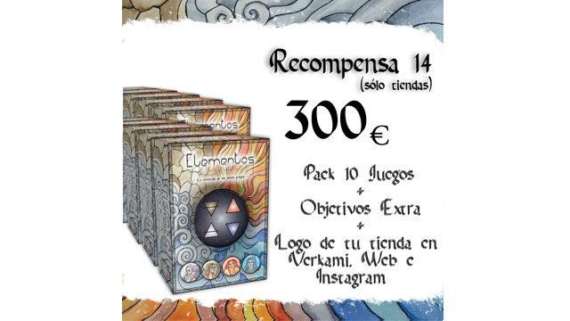 Recompensa 14
