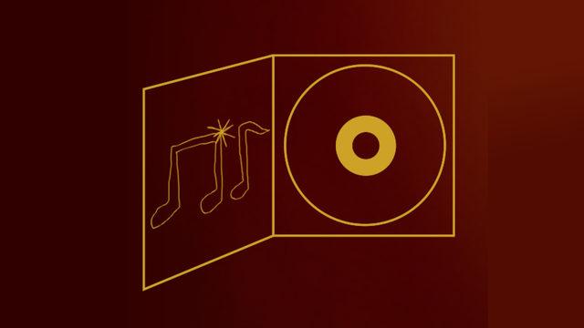 CD d'Una llum tímida