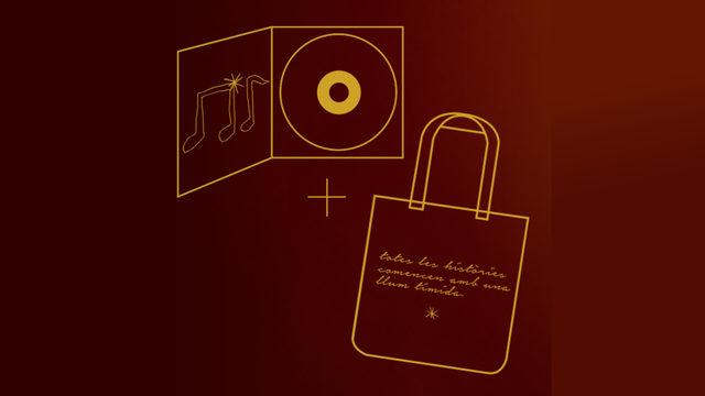 CD + Totebag