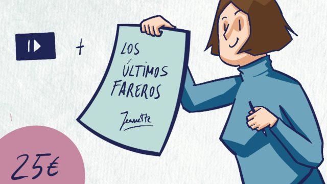 ¡Llévate el cartel digital de Los Últimos Fareros!