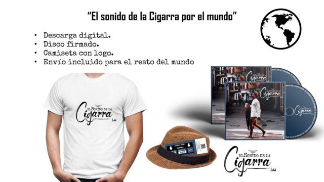 """""""El Sonido de la Cigarra por el mundo"""""""