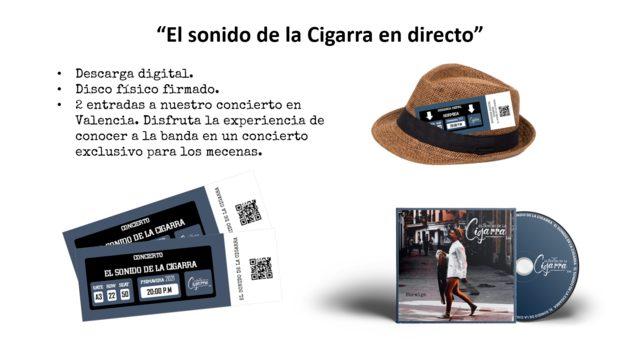 """""""El sonido de la Cigarra en directo"""""""