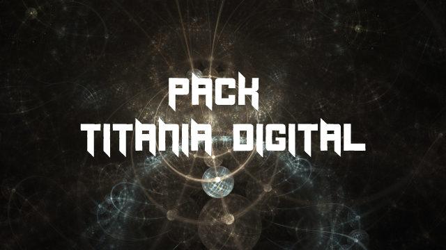 Pack Titania Digital