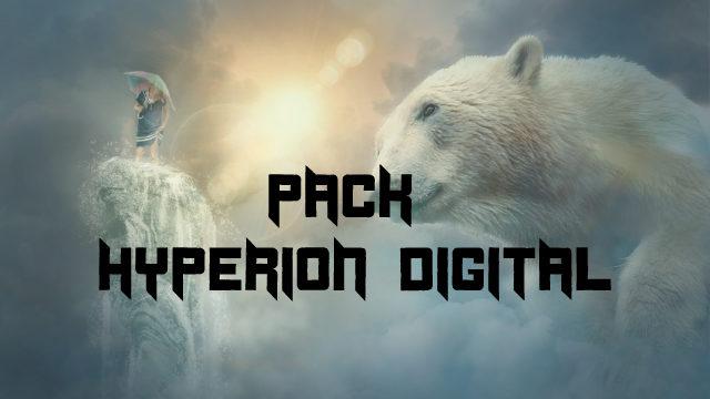 Pack Hyperion Digital