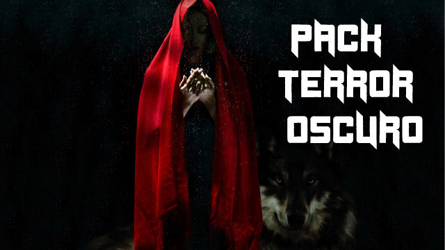 Pack Terror Oscuro