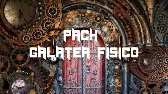 Pack Galatea Físico