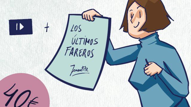 ¡Llévate el cartel impreso de Los últimos Fareros!