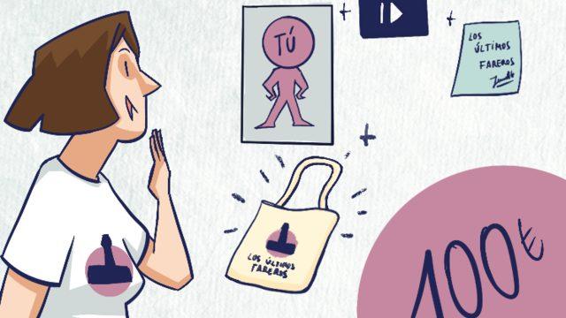 ¡Llévate una ilustración personalizada y una TOTE BAG!