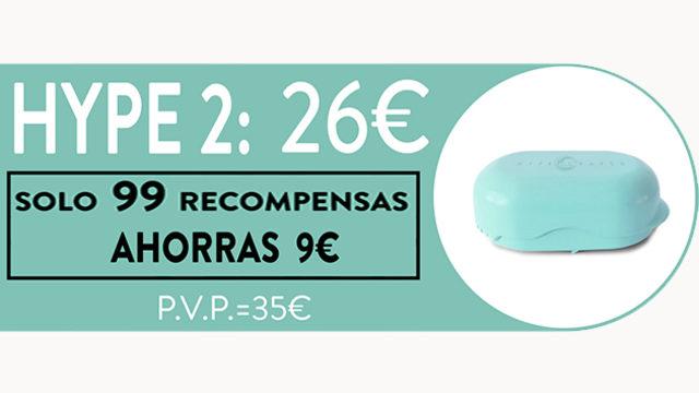 """""""HYPE 2"""": AHORRAS 9€ _  SÓLO 99  RECOMPENSAS"""