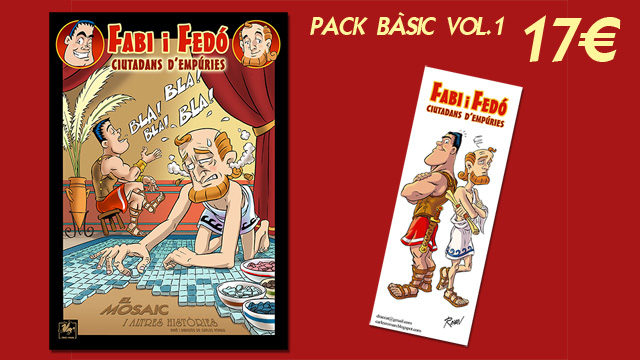 PACK BÀSIC VOL.1