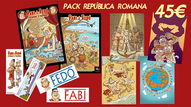 PACK REPÚBLICA ROMANA