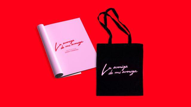 Tote bag + Fanzine