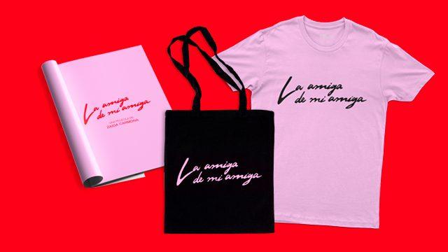 Camiseta + Tote bag + Fanzine