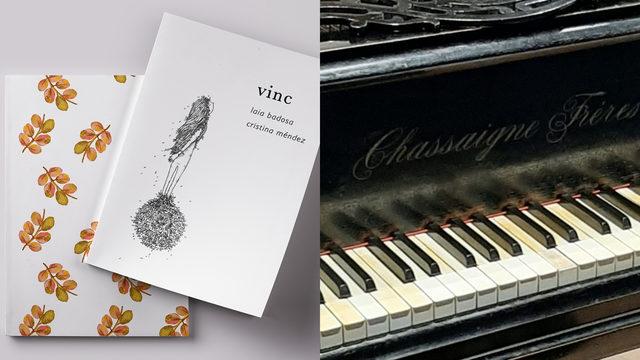 Poemari + cançó personalitzada + agraïments