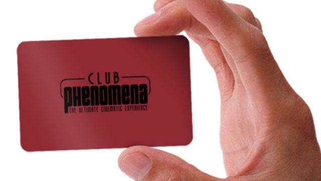 ¡NUEVA! MECENAS PHENOMENALS: Hazte socio del Club Phenomena