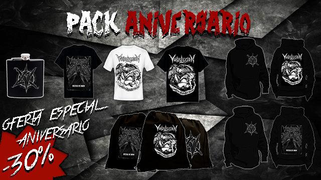 Pack ANIVERSARIO