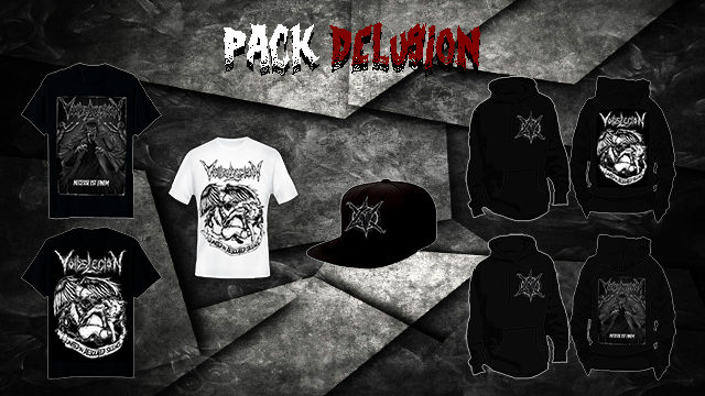 """Pack """" Delusion"""""""