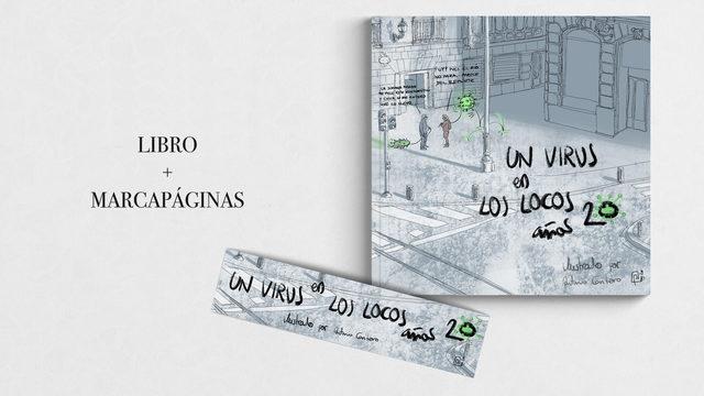 5 ejemplares del libro