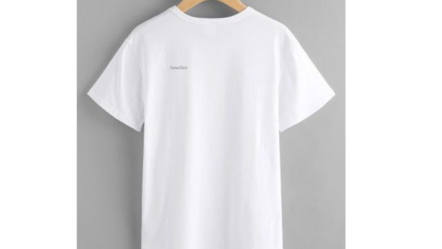 Masque Amelier+ T-shirt+ Sponsor