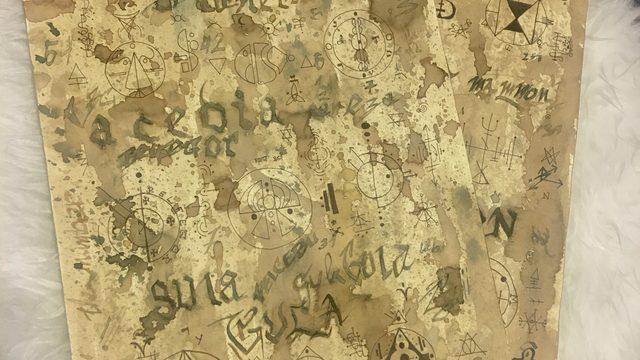 Ilustración original sigilos a escoger