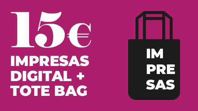 IMPRESAS DIGITAL + TOTEBAG