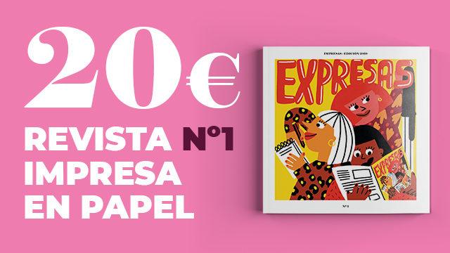 IMPRESA EN PAPEL - Revista en PAPEL Nº1