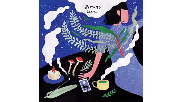 Lámina Portada Ritual + EP Digital