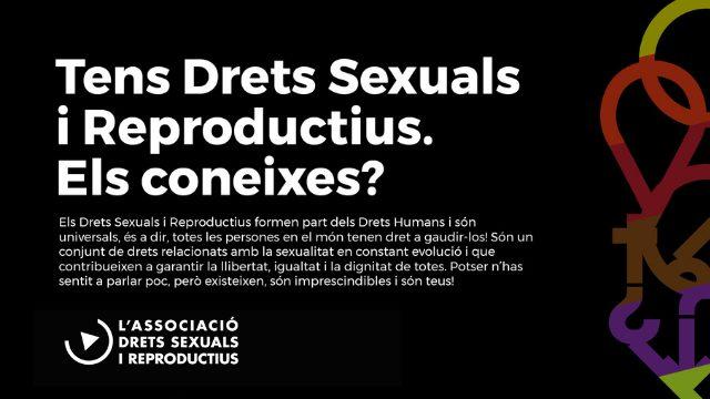 Recompensa #1 Tens Drets Sexuals i Reproductius!