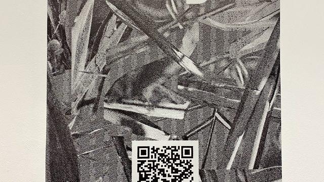 EP de Marjal + pòster artwork 100x70
