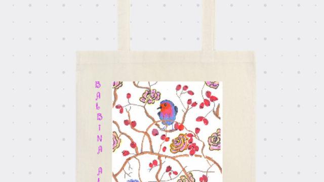 5- Conte dedicat+ bossa amb il.lustració