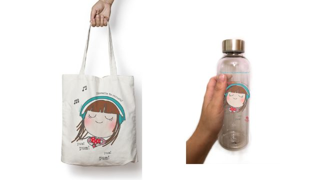 TOTE BAG+BOTELLA