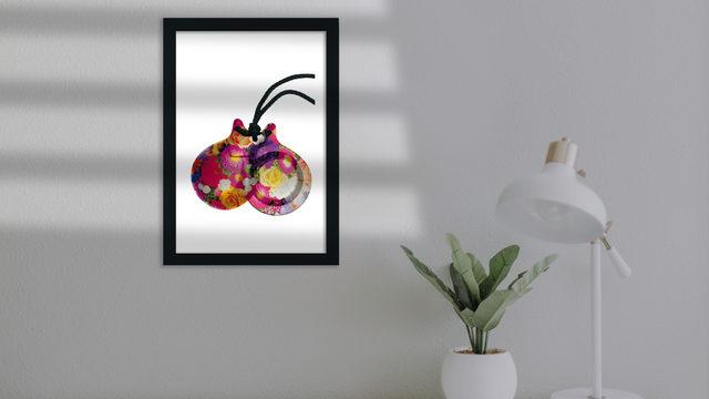 6 Láminas Fine Art A4 diseños baraja TOMA QUE TOMA