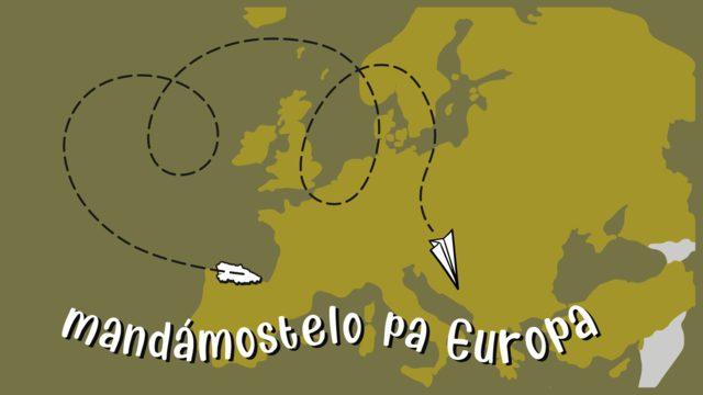 Unvíos a Europa