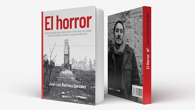 "Libro de papel ""El horror"" + Ebook"