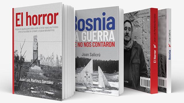 """Acuerdos de Dayton 25 aniversario: """"El horror + Bosnia, la guerra que no nos contaron"""""""