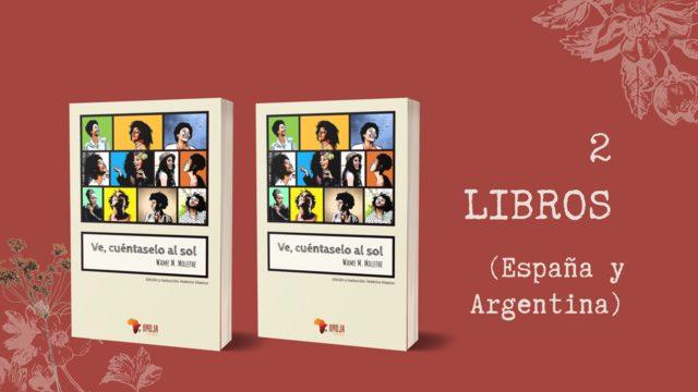 2 libros (solo España y Argentina)