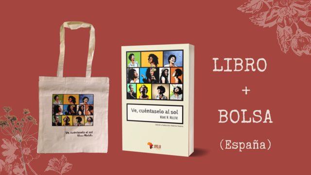 Libro + Bolsa de tela  (solo España)