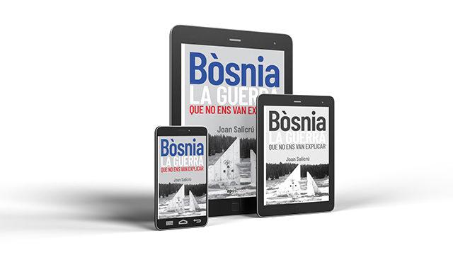 """Ebook """"Bòsnia, la guerra que no ens van explicar"""""""