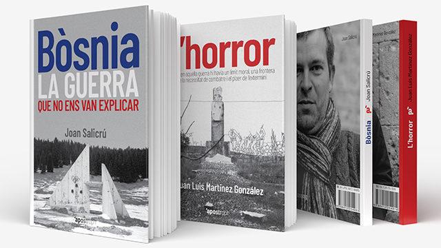 """Acords de Dayton 25 aniversari: """"Bòsnia, la guerra que no ens van explicar"""" + """"L'horror"""""""