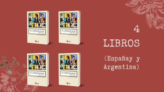 4 libros (solo España y Argentina)
