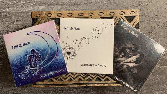 Disc signat + Pack Cançons Dolces