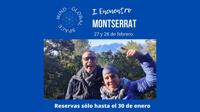 Encuentro en Montserrat de Meditadores