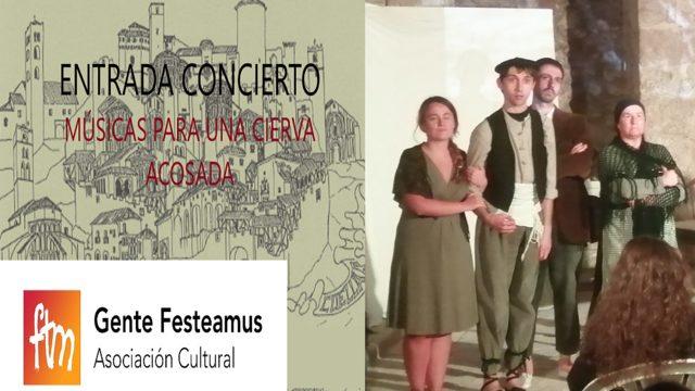 ENTRADA CONCIERTO + DVD