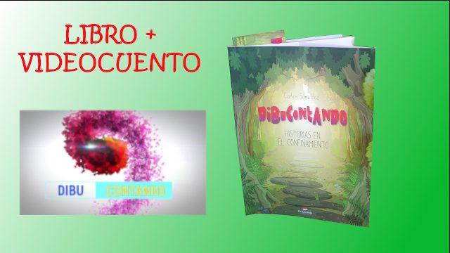 Libro + Videocuento. (Gastos de envío a España incluidos)