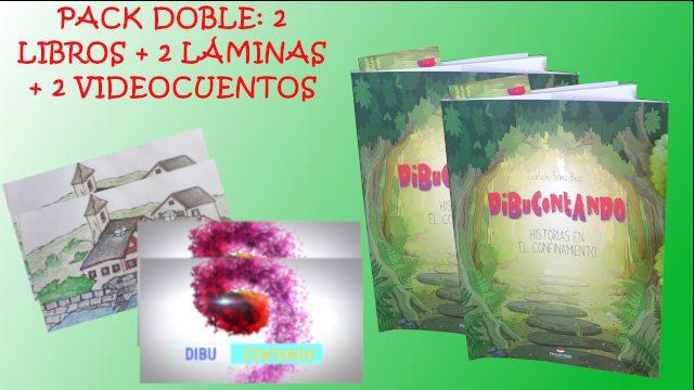 Pack doble (Gastos de envío a España incluidos)