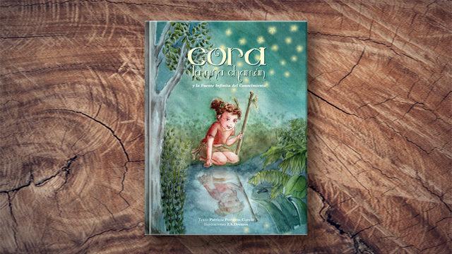 Cuento ilustrado de Cora, la Niña Chamán