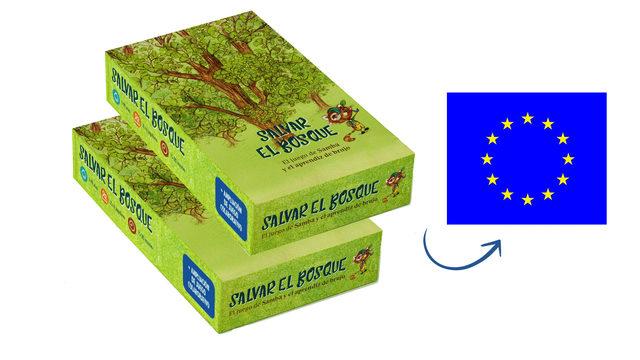 2 juegos con envío a EUROPA