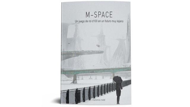 M-Space en físico y PDF (30€).